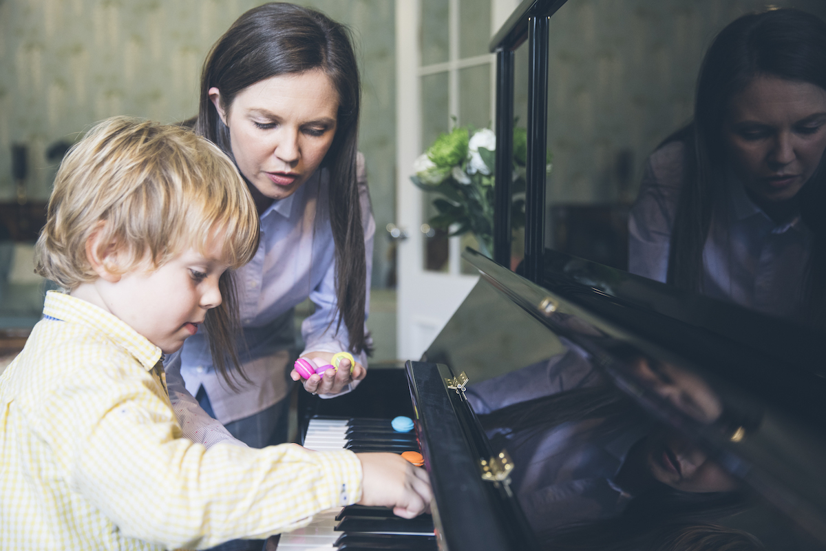 Teaching Beginner Pianists 2019