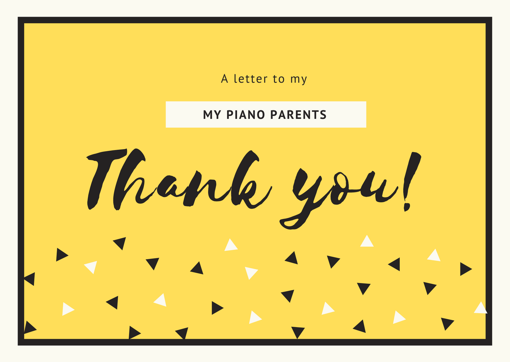 piano parents