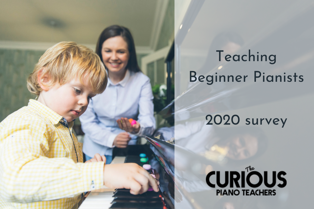 teaching beginner pianists